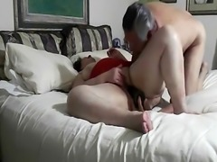 Granny from Milfsexdating Net having a great and horny time