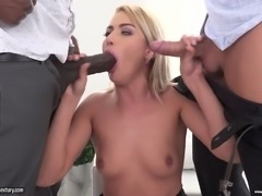 Cherry Kiss loves fucking hardcore and she knows what DP is all about