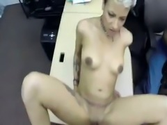 Hairy hd amateur orgasm Fucking Your Girl In My PawnShop