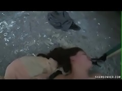 Shame On Her - Dahlia Sin fucked in an alley - DOWNLOAD: http://ouo.io/BlylzS