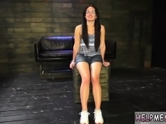 Stepmother anal punishment Helpless teenager Evelyn has been