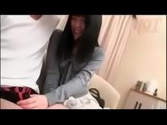Asian mami big boobs