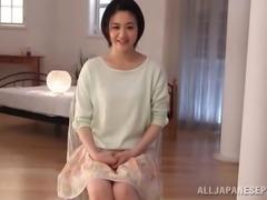 Amazing Erina Nagasawa Serves Her First Blowjob Ever