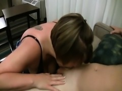 Horny slut does not want lousy and small cocks