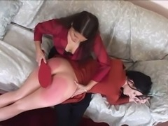 spanking beatiful girl