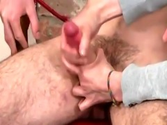 Tyler cum yourself and uncut penis of thailand boys gay Jonny Gets His