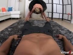 flexi sex with ballerina vinna reed