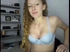 Blonde hot girl strip. live webcam - Gamadestian.com