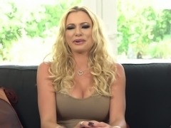 Abby Lee Brazil and Briana Banks are girls who love talking about sex