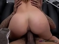 Horny Babe Aidra Fox Gets Destroyed By Roommate