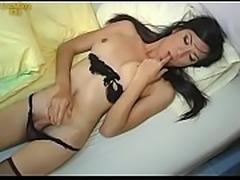 Thai Ladyboy hottie Kate