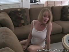 Doing Granny Doggy On The Couch
