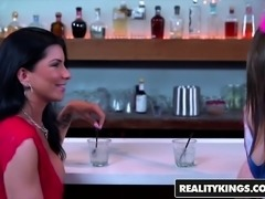 RealityKings - CFNM Secret - Dani Daniels Joh