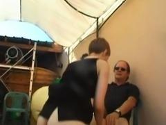 Rachelle fucked in Tropicana club