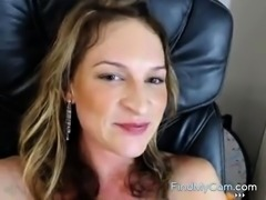 Hot female ejaculation on livecam