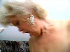 These sexually ravenous grannies are real sluts and they love threesomes