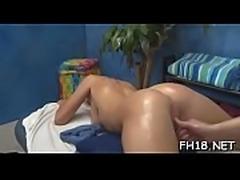 Sexy gal gets ass banged
