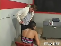 Hottie&#039_s wet fur pie fucked