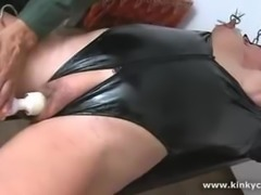 Tits punishment and squirt