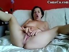 18yo Masturbation With Surprises CamsCa.com