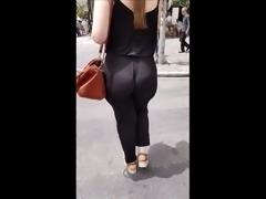 Phat Ass White Girl Walking