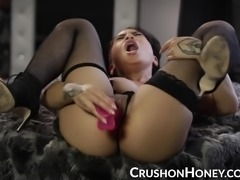 CrushGirls - This is how I want you to fuck me!