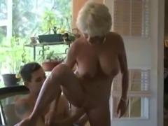 smoking granny fucks young cock