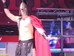 skinny babe banged on public s banged on public stage