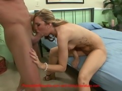 Nicole Taylor - Cam Prospect Gets Ass Licked During Audition