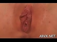 Awesome toy porn in fetish video with needy women
