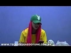 D&eacute_bora Fantine - LIVE SEXY Brincando com a Banana ( Tequileiras do Funk )