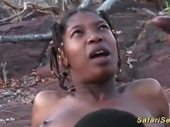 african sex safari threesome orgy