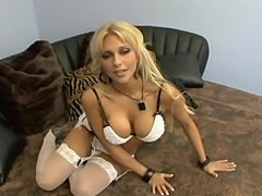 Gorgeous Carmel Moore Loves Being On Top