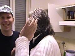 Wanita Tan Masturbation MMF Lesbian Blowjob Threesome Foursome Home made Redhead Brunette