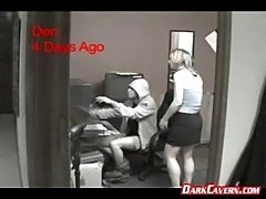 Crystal cheats on her cuckold with Black guy