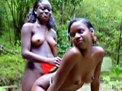 Jungle teen porn attempt