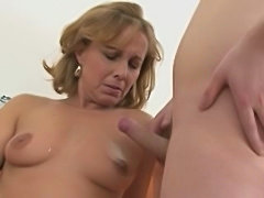 Pretty Hot Mom With Young Boy - xHamster.com