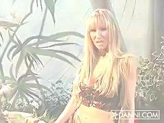 Sandee Westgate - Dannis Virtual Lapdance