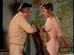 Vintage Old Man Fuck in Cabaret