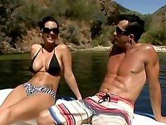 Jayden Jaymes Is Aboard Of Love Boat