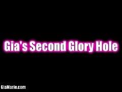 Funny Glory Hole