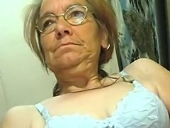 Scrawny Old Granny does like a Cock - xHamster.com