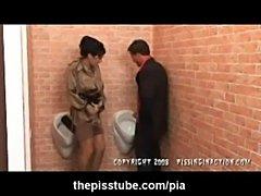 Toilet sex  free
