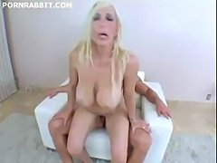 Exotic blonde MILF is curvy and juicy fun!!!