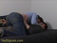 Yessignals - condom breaks on a cute brunette on a wild blin free