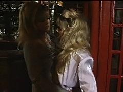 Lesbian Bar Seduction