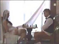 Bride honeymoon sex