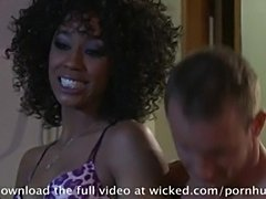 Strip Poker ends in a orgy with Alektra blue & Misty Stone