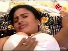 Telugu house wife first night hot bed room scene - cinekingd free
