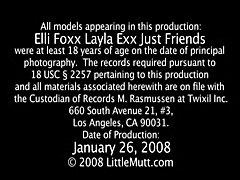 Elli Foxx Layla Exx - LittleMutt